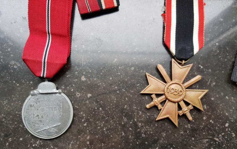 Médailles allemandes 20180526