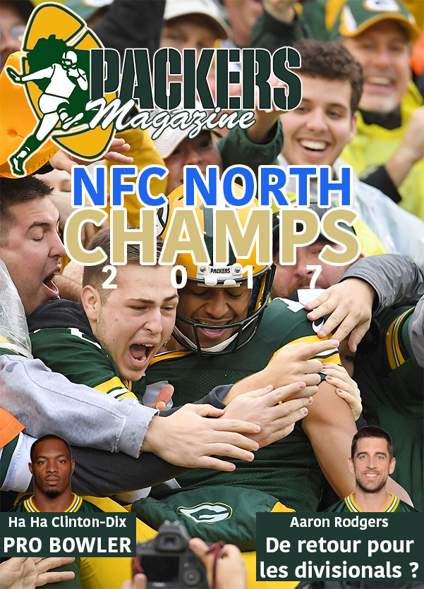 2017 NFC North Champs! Packer10
