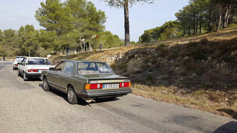 Datsun Bluebird 2.0l injection de  1983  20171014