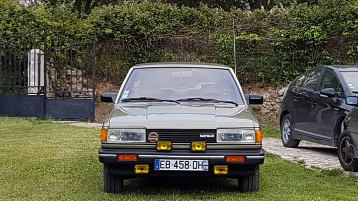 Datsun Bluebird 2.0l injection de  1983  Fb_img10