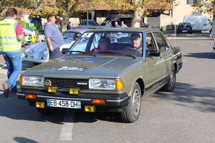Datsun Bluebird 2.0l injection de  1983  Fb_img16
