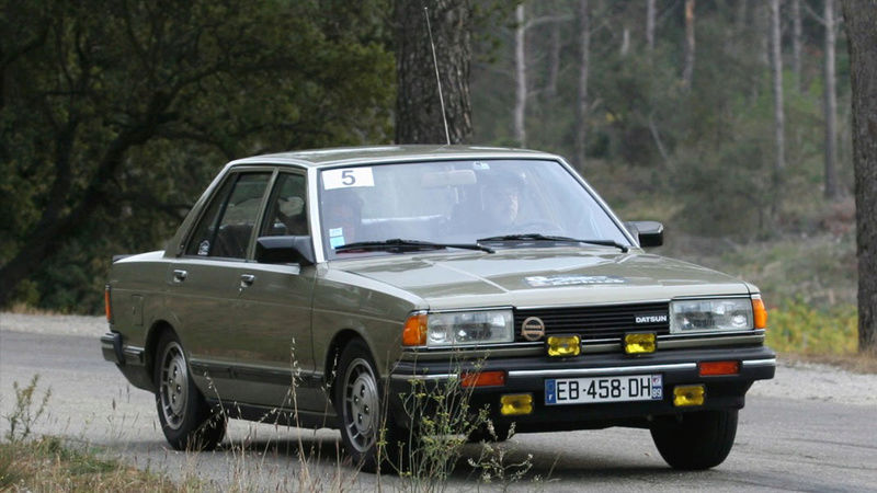 Datsun Bluebird 2.0l injection de  1983  Screen10