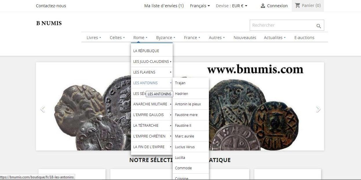 Bnumis - Les nouveautés de la boutique ! 33493711