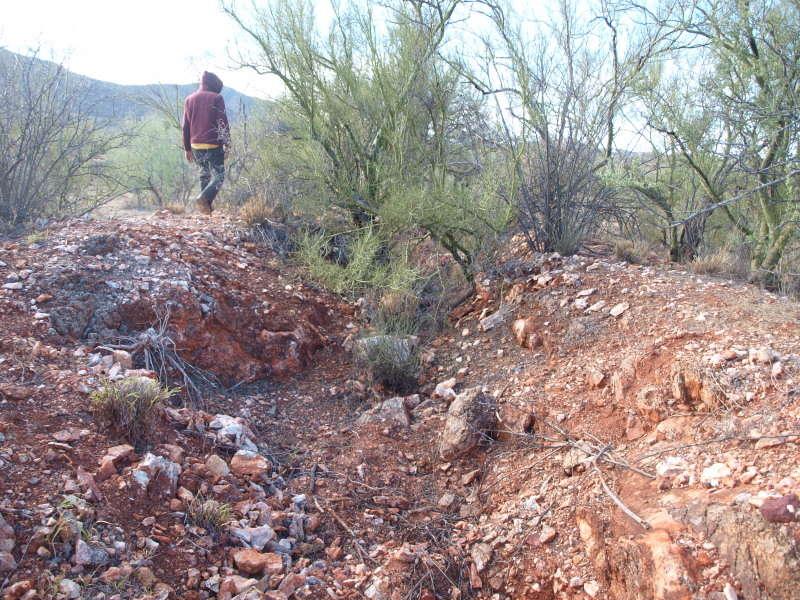 busqueda de pepitas de oro en Sonora 2018 Ol275410