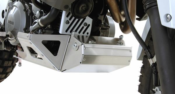 [Vendu] Caisse à outils touratech pour sabot moteur sur KTM LC8 Adventure 950/990/ Yam XT660Z Ténéré 01-37011