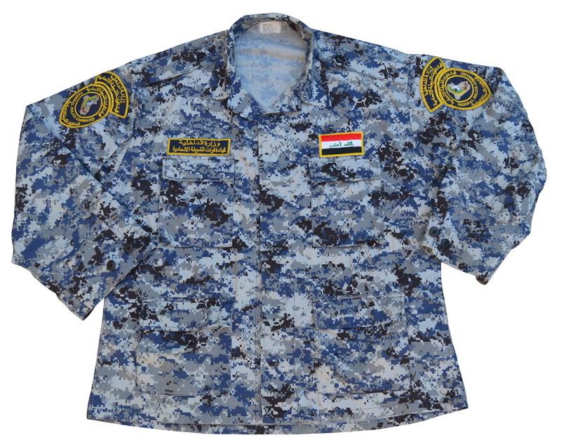 Federal Police Blue digital jacket  Dsc_1310