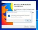 Désinstaller Mozilla  Panne10