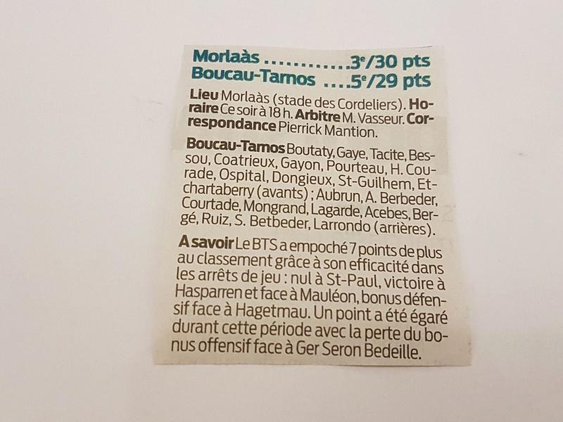 Direct-Live : Morlaàs/BTS - 1ère (2017/18) Morlay10