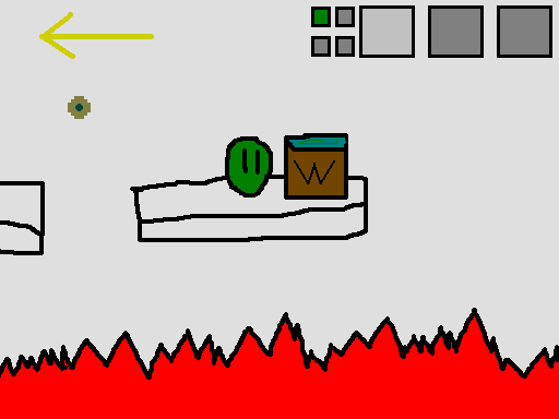 Adventure Blob! Advent21