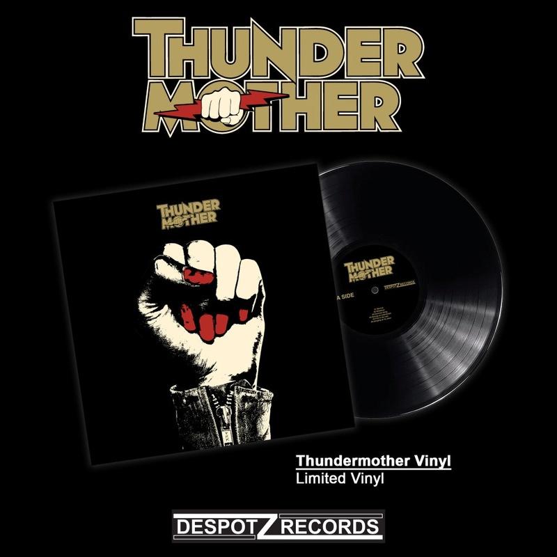 Thundermother (2018) vinilo nuevo precintado 0210