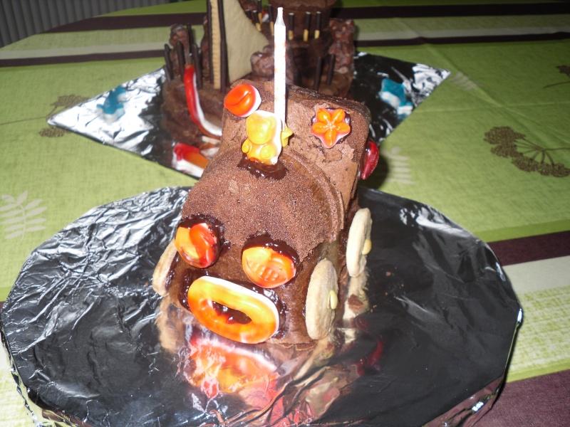 gâteaux d'anniversaire pour petits garçons Sdc10111