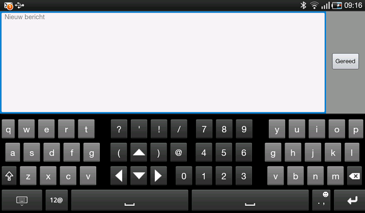 [SOFT/CLAVIER] Thumb Keyboard [Gratuit/Payant] Ginger10