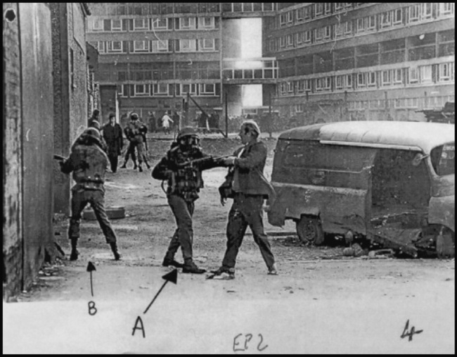 Report of the The Bloody Sunday Inquiry Volume 3 2-1-1213