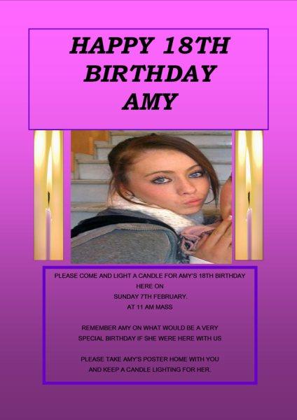 Amy' Fitzpatrick's Birthday - Page 2 Amy_bi13