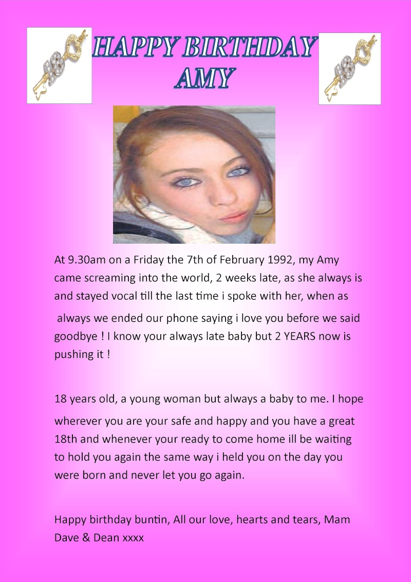 Amy' Fitzpatrick's Birthday Happy_11