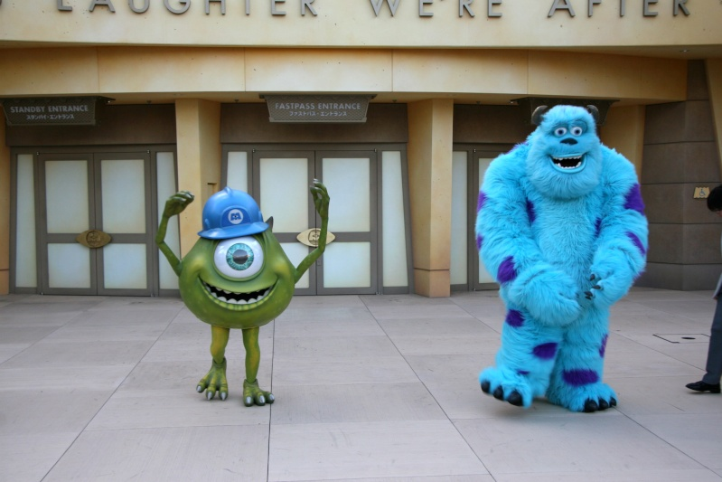 [Tokyo Disneyland] Monsters, Inc. Ride & Go Seek! (2009) - Page 2 Tokyo_10