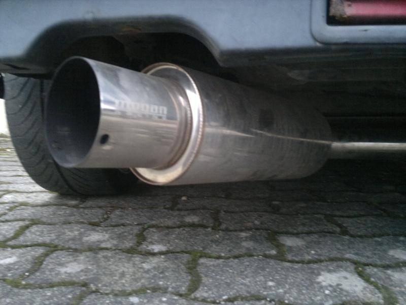 [VDS] Exhaust Megan Racing pour ED9 10032014