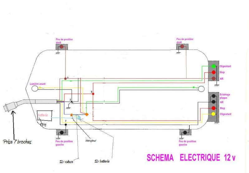 [REC]Schema electrique pour Eriba puck 12v10
