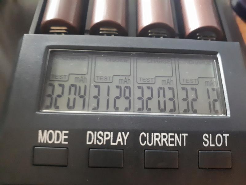 Batteries et chargeurs de batterie 18650 (et autres batteries au lithium) 20180510