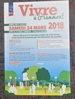 Portes Ouvertes  SAMEDI 24 MARS 2018 Affich13