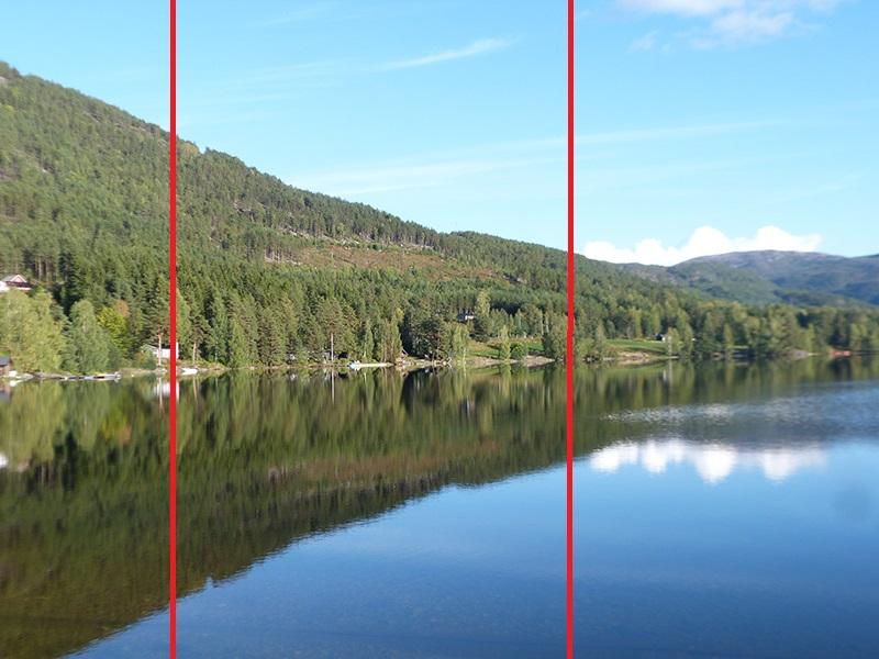 Problème de flou photo avec lumix fz45 15159510