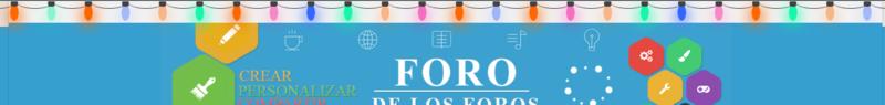 [Tutorial] Se acerca la navidad, adornos para decorar el foro Screen16