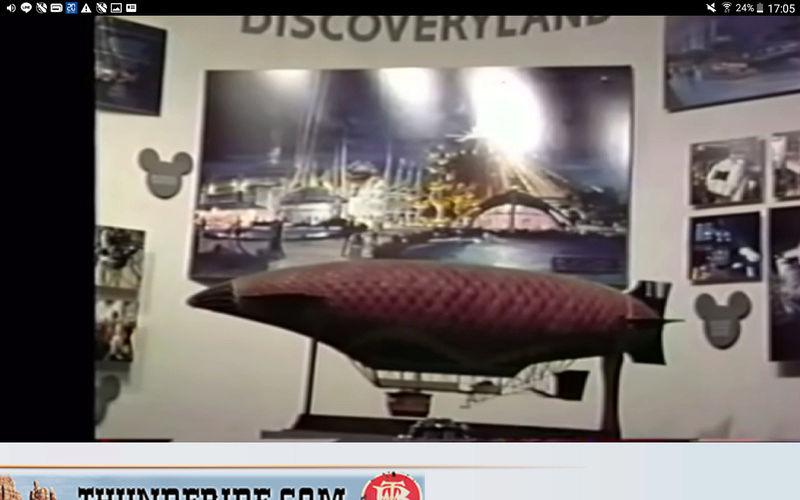 L'Espace Euro Disney, le Preview Center de Disneyland Paris (vidéo page 7) - Page 7 Screen10