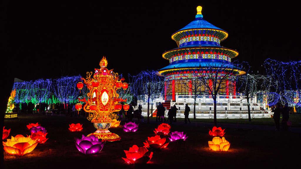 Festival des lanternes à Gaillac Dsc08911