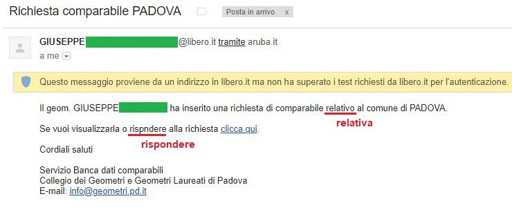 CACCIA...... all'errore Refuso11