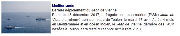 JEAN DE VIENNE (FRÉGATE) D643 - Page 3 Captu137