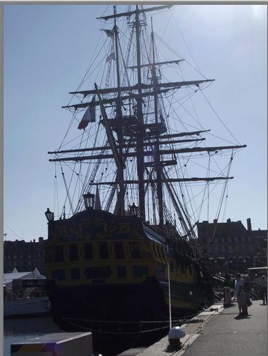 [ Marine à voile ] Vieux gréements - Page 5 Captur45