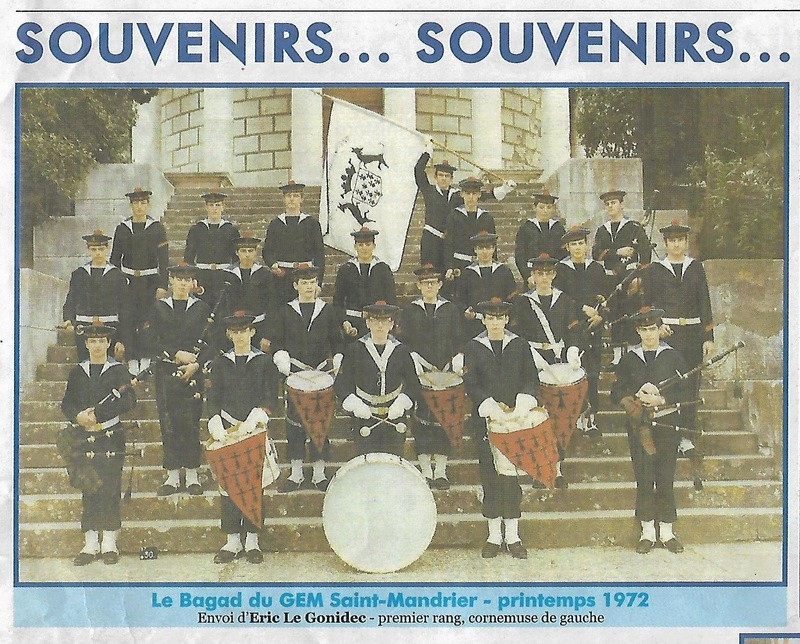 [Musique dans la Marine] Bagad de Saint Mandrier - Page 24 Scan_159