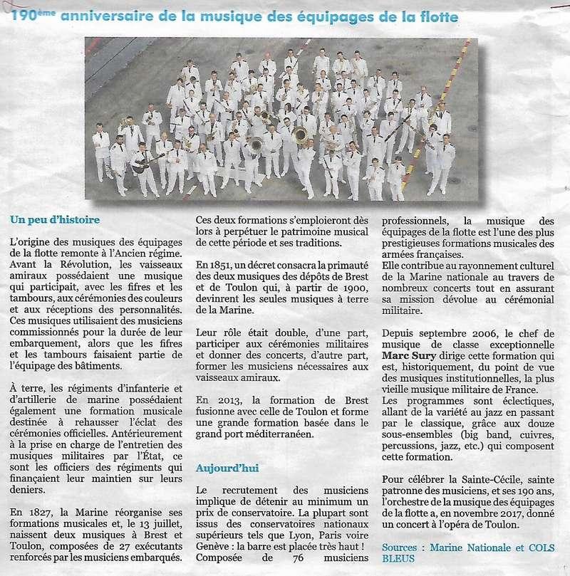 [La musique dans la Marine] LA MUSIQUE DE LA FLOTTE - Page 2 Scan_161