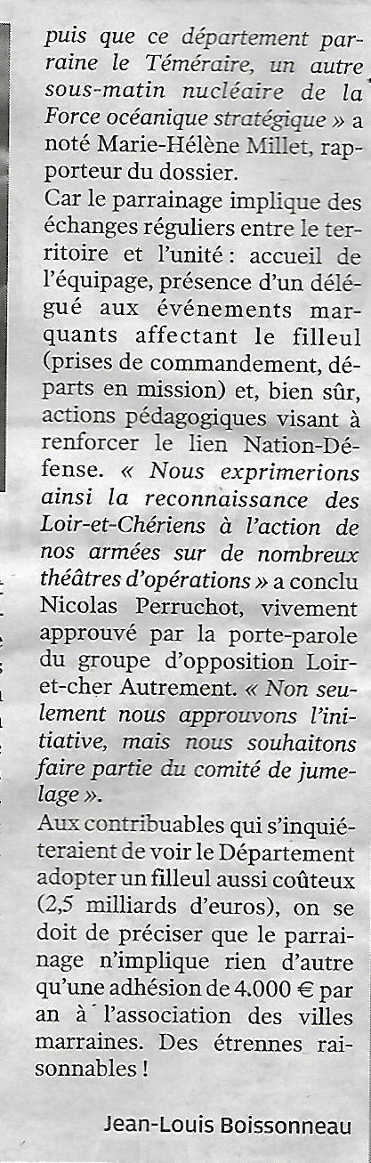 [Les traditions dans la Marine] Les Villes Marraines - Page 11 Scan_424