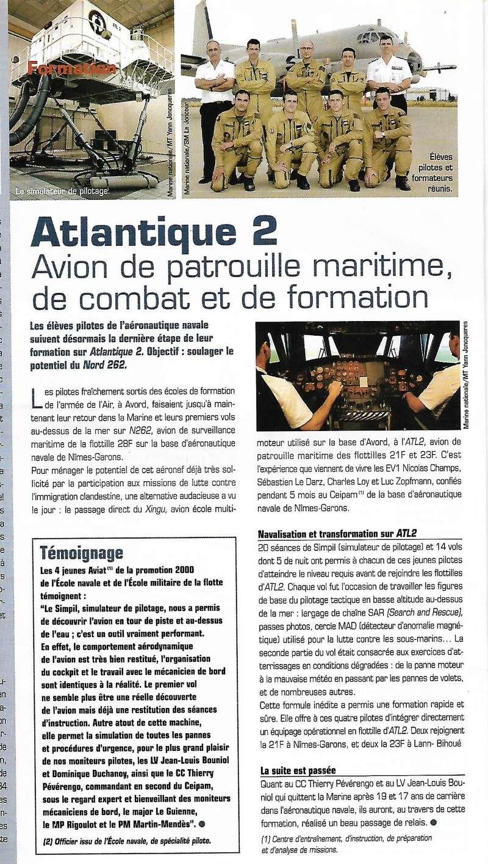 [Les anciens avions de l'aéro] Le Bréguet Atlantic (BR 1150) - Page 5 Scan_522