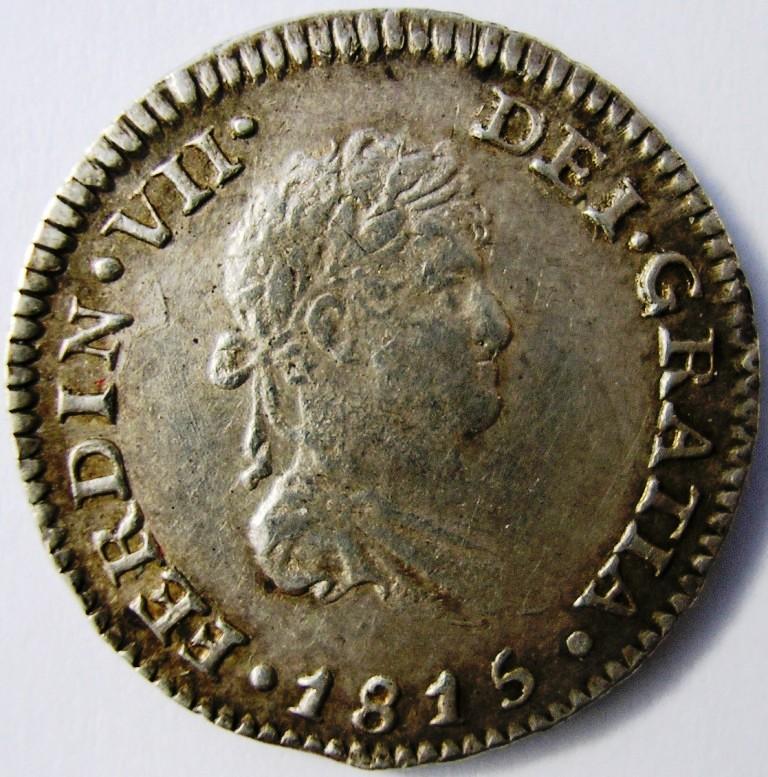 Méjico 1815 JJ Fernan10