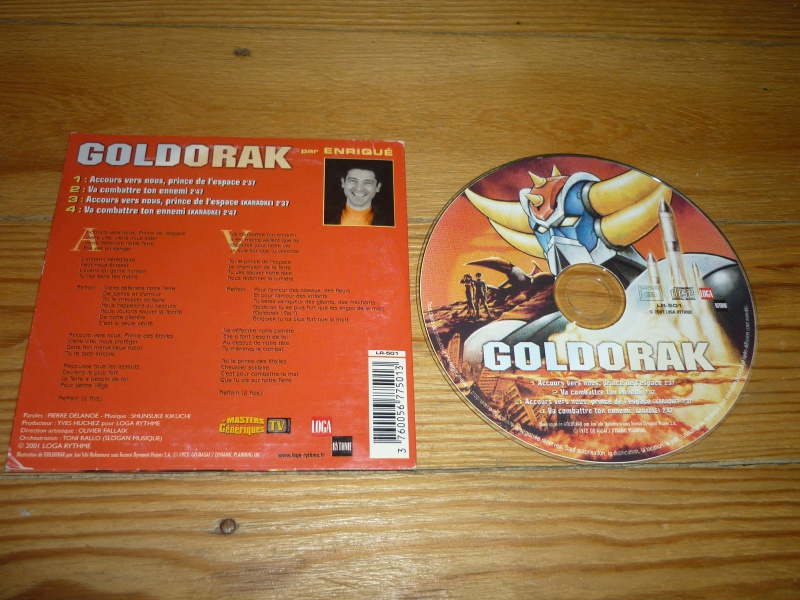 Ma collection Goldorak 3310