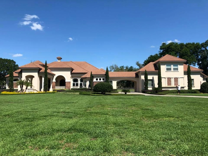 Tile Roof Cleaning In Tampa Florida Area Tile_r13