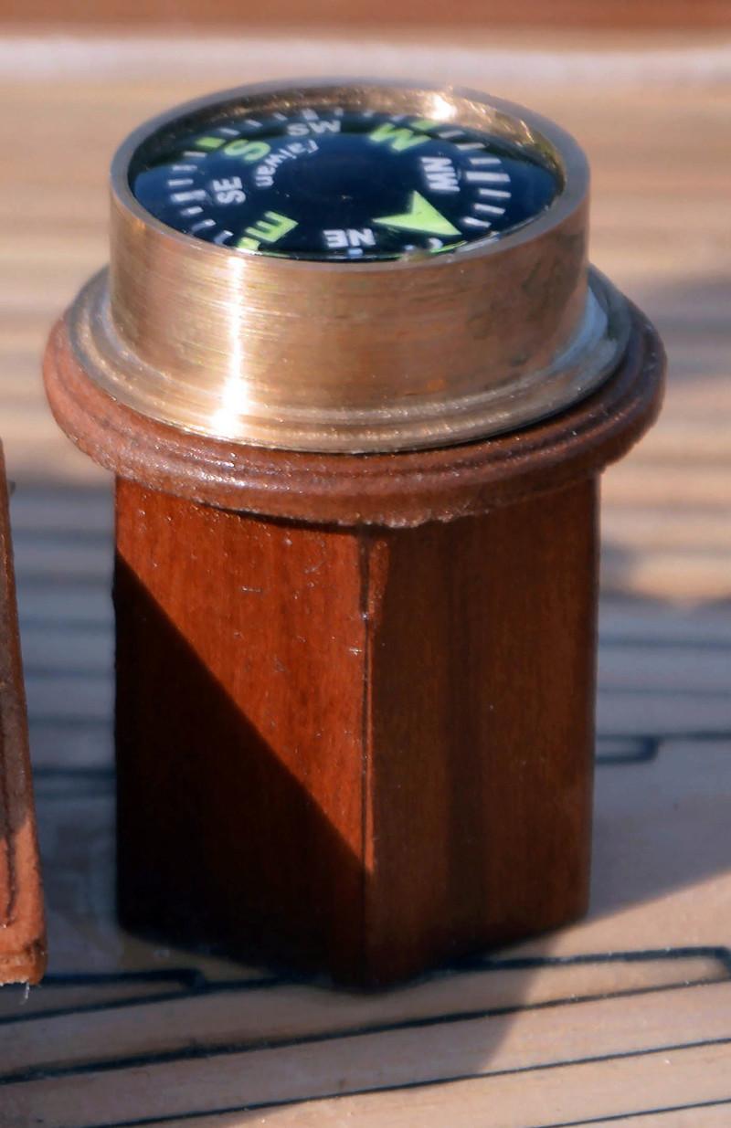 Pour les amateurs de voiles classiques Compas10