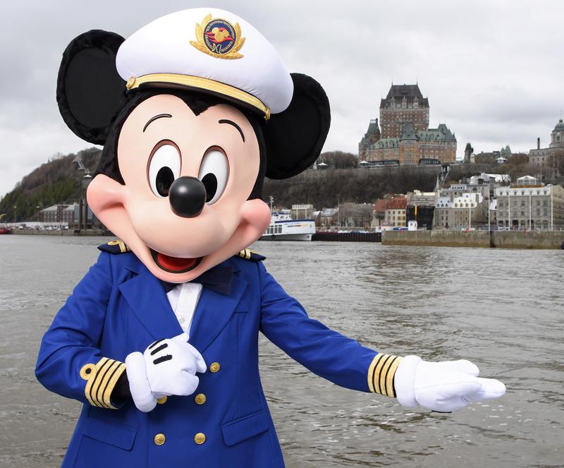 [Pre-TR] Croisière Disney au Canada en 2019 (NYC/Québec) (Première expérience) Captai10