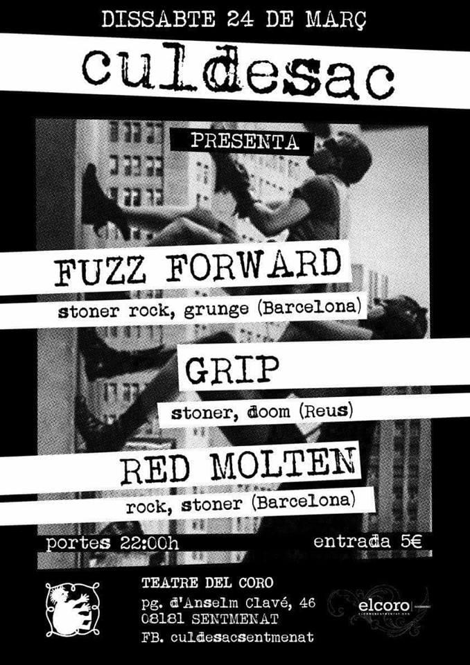 "Fuzz Forward ""Revolve""  nuevo ep!! 28471510"