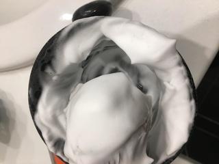 Nouveau savon Lainess Mousse10