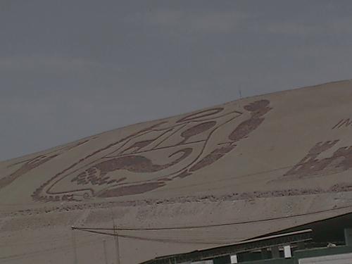 Ecritures et dessins au Pérou 25596010