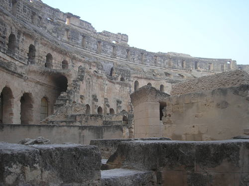 Amphitéâtre d'El Jem Tunisie 52552610