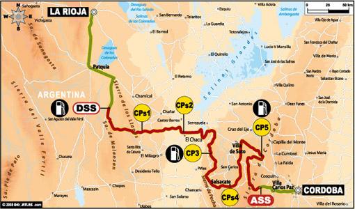 Les étapes du Dakar 2009 - Page 7 _dak_222