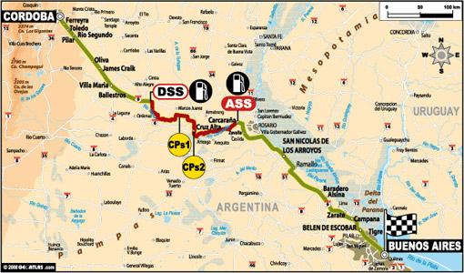 Les étapes du Dakar 2009 - Page 7 _dak_225