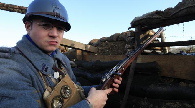 Un petit soldat de la grande guerre : portrait retouché. - Page 18 Soldat10