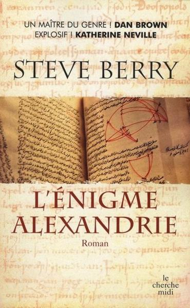 [Berry, Steve] Cotton Malone - Tome 2: L'Énigme Alexandrie 59953010