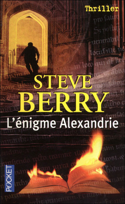 [Berry, Steve] Cotton Malone - Tome 2: L'Énigme Alexandrie 97822610