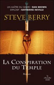 [Berry, Steve] Cotton Malone - Tome 3: La Conspiration du Temple Berry10